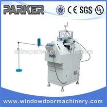 UPVC&PVC Profile Window and Door Machine Glazing Bead or Layerage Saw pvc profile cutting saw-upvc window machine
