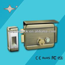 waterproof electric rim lock ,electric lock for gate