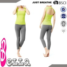 lime OEM indian yoga leggings organic yoga clothing