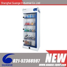 LCD screen laboratory fume cupboards with single door 805D