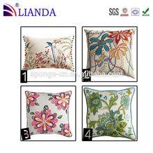 customer design digital print throw pillow