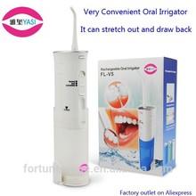 YASI FL-V5 Rechargeable Oral Irrigator Water Flosser Dental Water Jet Cleaning Teeth