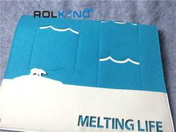 fold up polyester drawstring bag