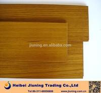 Hebei stock teak solid wood floor