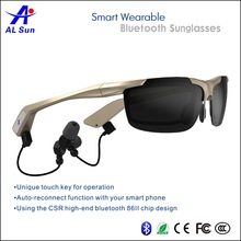 smart mp3 music bluetooth sunglasses with OEM