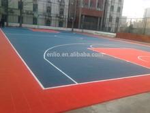 Basketball Interlocking flooring/Basketball court