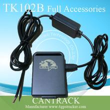 waterproof bag sos panic button new design long time standby gps tracker tk102b