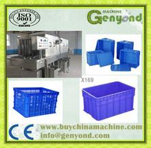 Plastic Box washing Machine/Basket Washing Machine