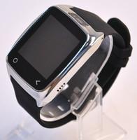 Alibaba China 2014 touch screen smart watch m5 android smart watch for android and IOS smart phone