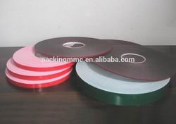 2014 good using of rubber foam tape/rubber insulation foam tape