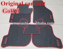 automotive accessories original car mat Golf 6