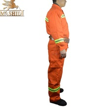 Fire fighting costume protection clothing safety workwear