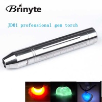 Professional gemstone tester torch kits with real 365nm UV