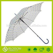 2015 Japanese style umbrella,happy umbrella,half umbrella