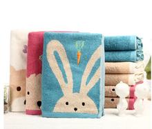 interesting carton character 100%cotton children towel