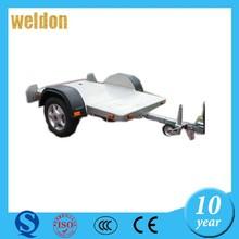 WELDON Custom Made motorcycle cargo trailer