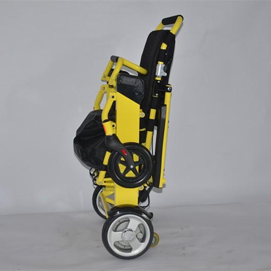 Folding Lightweight Motorized Wheelchair Manufacturer