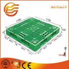 Small warehouse HDPE plastic pallet
