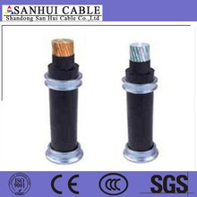 aluminum alloy conductor pvc insulated aerial cable 240mm2