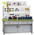 Controle Motor e acionamento elétrico bancada didática equipamentos elétricos experimento máquina unidade modelo de demonstração laboratório de suprimentos