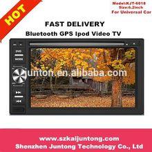 shenzhen factory touch screen car dvd player gps navigation