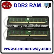 ETT original chips ddr2 533 667 800 mhz 4gb memory ram