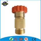 lead free brass water pressure regulator valve