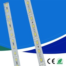 2014 cheapest led rigid bar,12mm pcb dc12v led rigid strip light smd5730