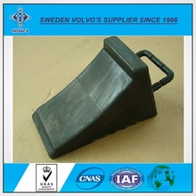Rubber Wheel Stopper/Tire Chock/Wedge for Car