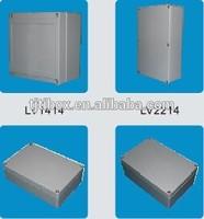 2015 TIBOX Waterproof IP67 aluminium enclosures for electronics 188*120*78mm