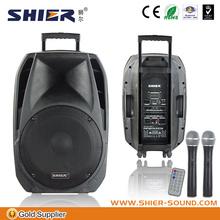 Remote Control MP3 FM Radio full range speaker unit