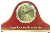 Modern Wood desk alarm clock for hotel decor