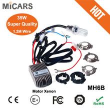 1 meter relay mini 35w motorcycle HID xenon headlight kit