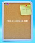 memo tips PP frame cork board