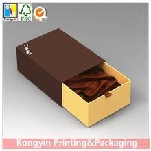 customized logo handmade exquisite gift paper box