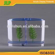 JLP Manufacturer supplies exquisite clear acrylic fish tank,fiberglass fish tank