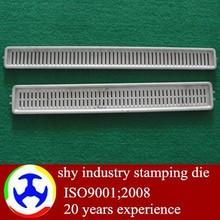 Oem progressive die auto suppliers,Air conditioner part precision progressive die stamping parts