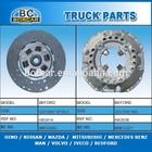 Beford truck clutch disc and clutch cover