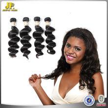 Virgin JP Hair Wholesale Full Ends Good Selling Hair Extension 4 Piece