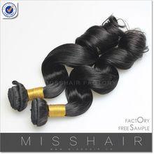 Free sample hair dropshiping virgin 100% brazilian human hair