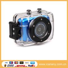 HD 720P underwater sport mini hd camera video best waterproof camera