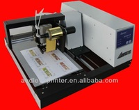 Audley ADL-3050C gold foil printing machine/book edge foil stamping machine