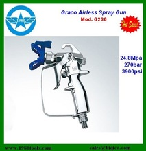 hvlp double nozzles spray gun factory direct sell portable gun promotional