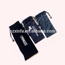Custom printed Cute jewelry Velvet Drawstring Bag,Velvet pouch, Velvet bag for jewelry