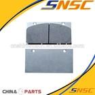 High quality ChangLin Construction machinery brake pad back plate