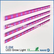 0.6m Led Grow Lights tube with CE FCC Rohs