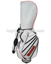 white luxurious clubmaxx golf bags