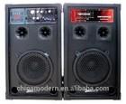 """Hot Selling Fashionable 2.0 Active Speaker,6"""" Active HIFI Karaoke Home Theatre Speaker HIFI Speaker System For Multimedia"""