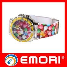 China Supply High Quality Watch Fashional Colorful Women Wrist Watch