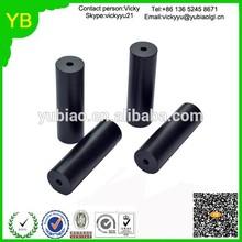 Custom OEM CNC auto lathe machined parts spray teflon teflon auto parts slider from China factory